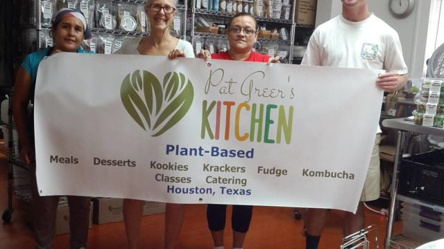 Pat Greer's Kitchen featured speaker for Houston Urban Gardeners